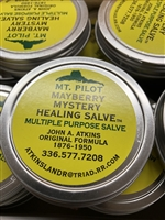 Atkins MT. Pilot Mayberry Mystery Healing Salve