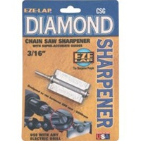"EZE-Lap 3/16"" Diamond Chainsaw Sharpener"