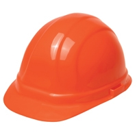 ERB High Viz Orange Omega Safety Helmet
