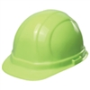 ERB High Viz Lime Omega Safety Helmet