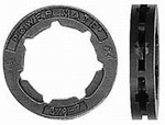 "Oregon 22273 Large 7 Spline 3/8"" 8 Tooth Rim Sprocket"