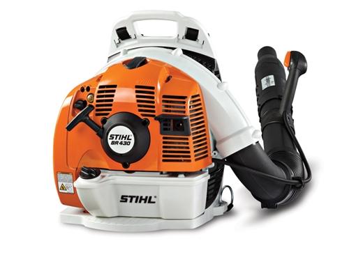 Stihl Backpack Blowers : Stihl br backpack blower