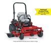 Toro Z Master 3000 52 Riding Mower
