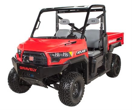Gravely Atlas Jsv