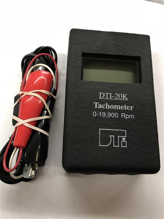 hand held tt 20k small engine tachometer