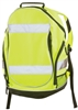 ERB High Viz Lime Backpack