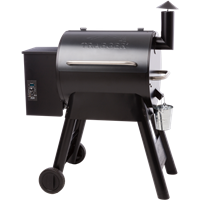 Traeger Pro Series 22 Blue Smoker Grill