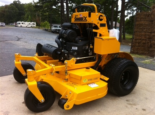 Wright Stander Rh Commercial Mower
